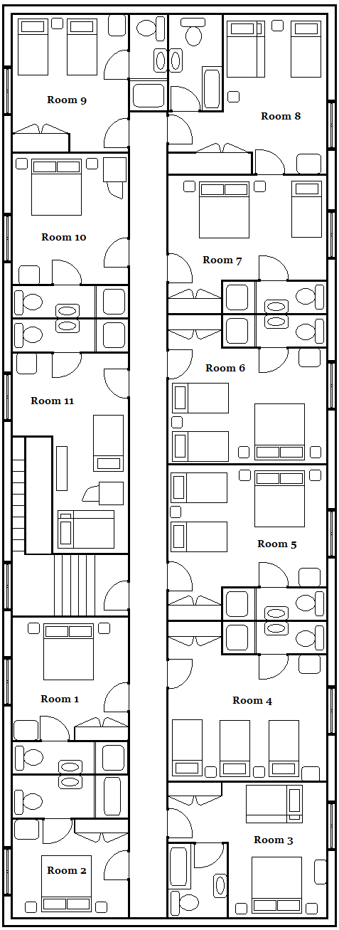 Peretol Floor PLan