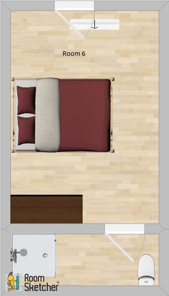 Click for Room 6 Floor Plan
