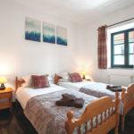 Chalet Jora bedroom
